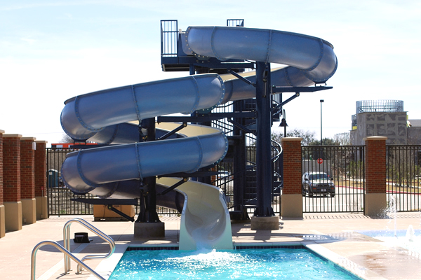 Commercial Waterslides & Pool Toys